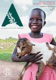 2015 AGM Catalogue for BelPres Church