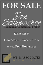 Don Schumacher For Sale sign