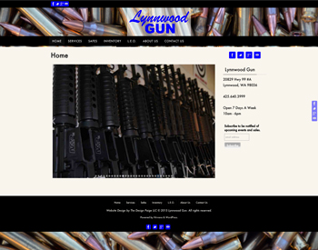 Lynnwood Gun website