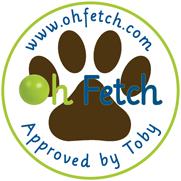 Oh Fetch LLC sticker