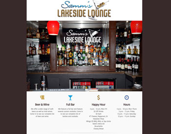 Samm's Lakeside Lounge