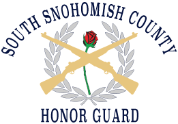 South Snohomish County Honor Guard logo