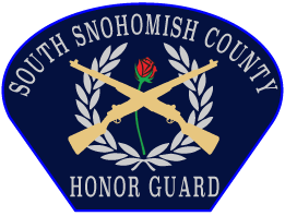 South Snohomish County Honor Guard patch